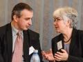 Gabriel Popescu ANT, prof univ dr Otilia Hedesan UVT.JPG