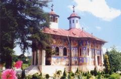 Mănăstirea Miron Românești