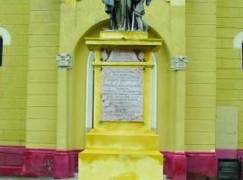 Statuia Sfântului Gerhard