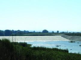 Barajul de la Coșteiu
