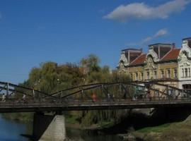 Podul de fier - Lugoj
