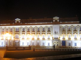 Palatul Baroc - Muzeul de Artă