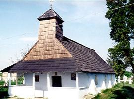Biserica de lemn - Cebza
