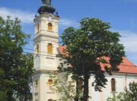 Biserica Ortodoxă-Sârbă Ciacova